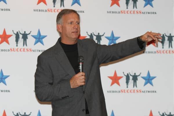 Self-made millioniare Steve Siebold