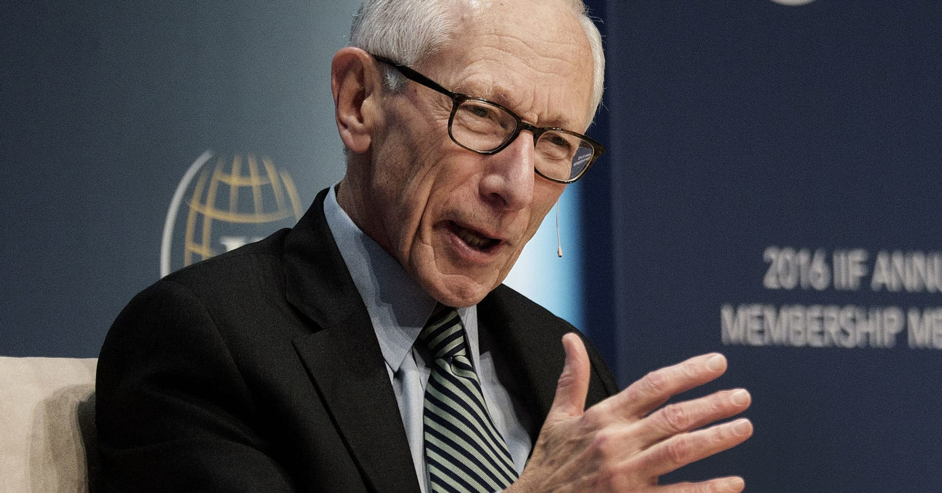 Fed's Fischer: Still anticipate 3 rate hikes this year, though 'we're not tied to' that