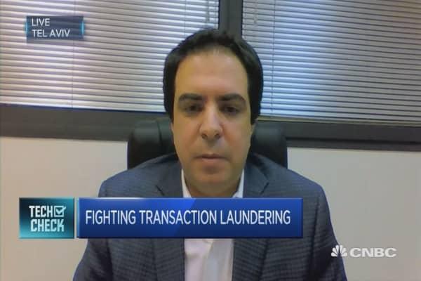 digital evolution of money laundering