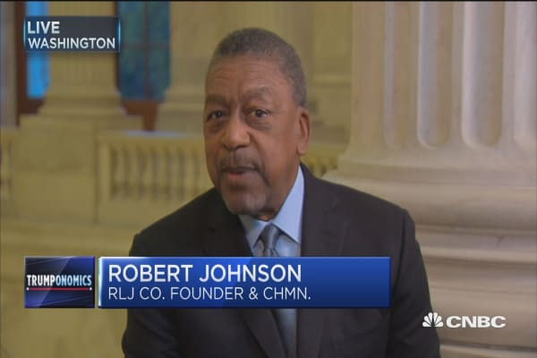 Bob Johnson: I turned down a Trump Cabinet position