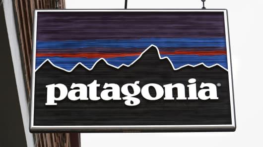 A Patagonia store in Telluride, Colorado.