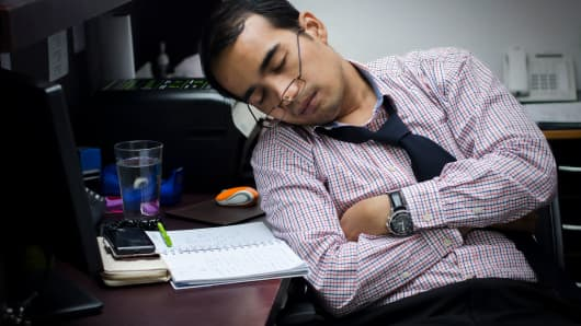Americans don't sleep enough, and it's costing us $477 billion