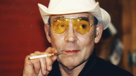 Hunter S. Thompson (1937 - 2005)