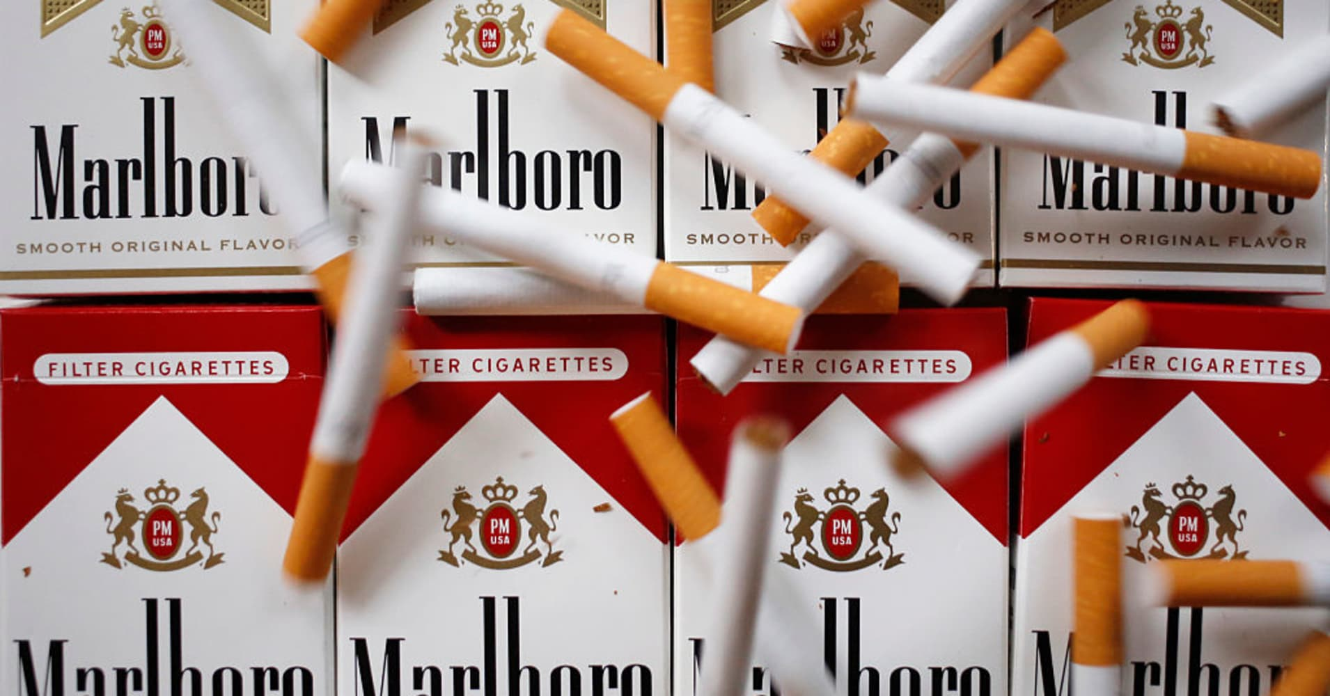 Philip Morris CEO looks toward phasing out cigarettes