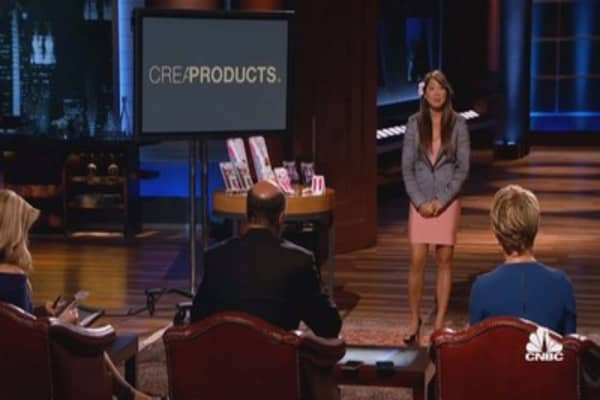Next On | Shark Tank: 'Dollop Gourmet, The Spooner, CreaProducts, Yourself Expression '