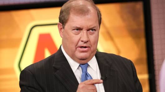 Gary Heminger, CEO, Marathon Petroleum