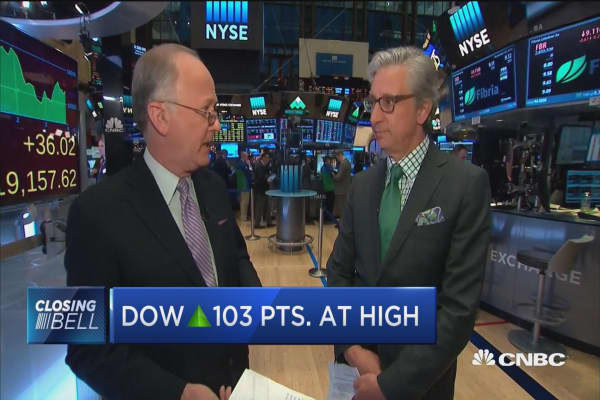 Pisani: Oil over $50 will expand earnings capability