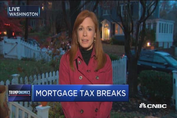 Trump's tax plan impact on housing