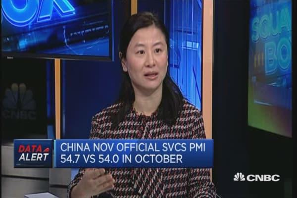 Chinese economy is stabilizing: Economist