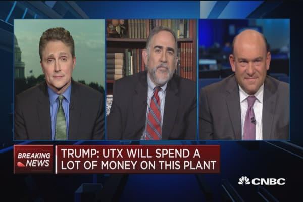 Pethokoukis on Trump: Worst economic speech by American politician