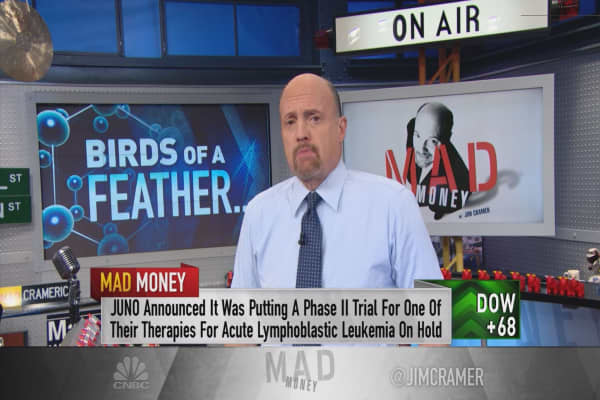 Cramer issues a warning on biotech stocks — there's new risk that you need to consider