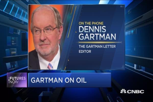 Gartman reacts to OPEC agreement