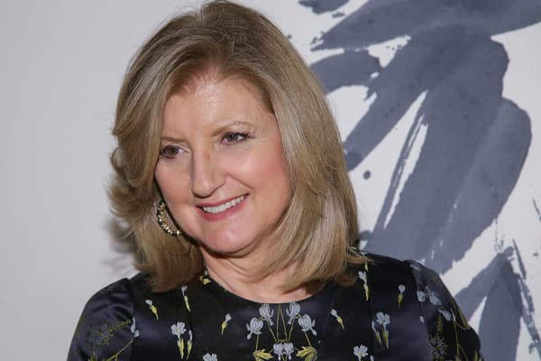 Arianna Huffington launched her namesake media company in her 50s.