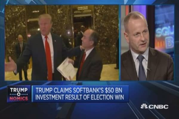 Can Donald Trump prop up the US economy?
