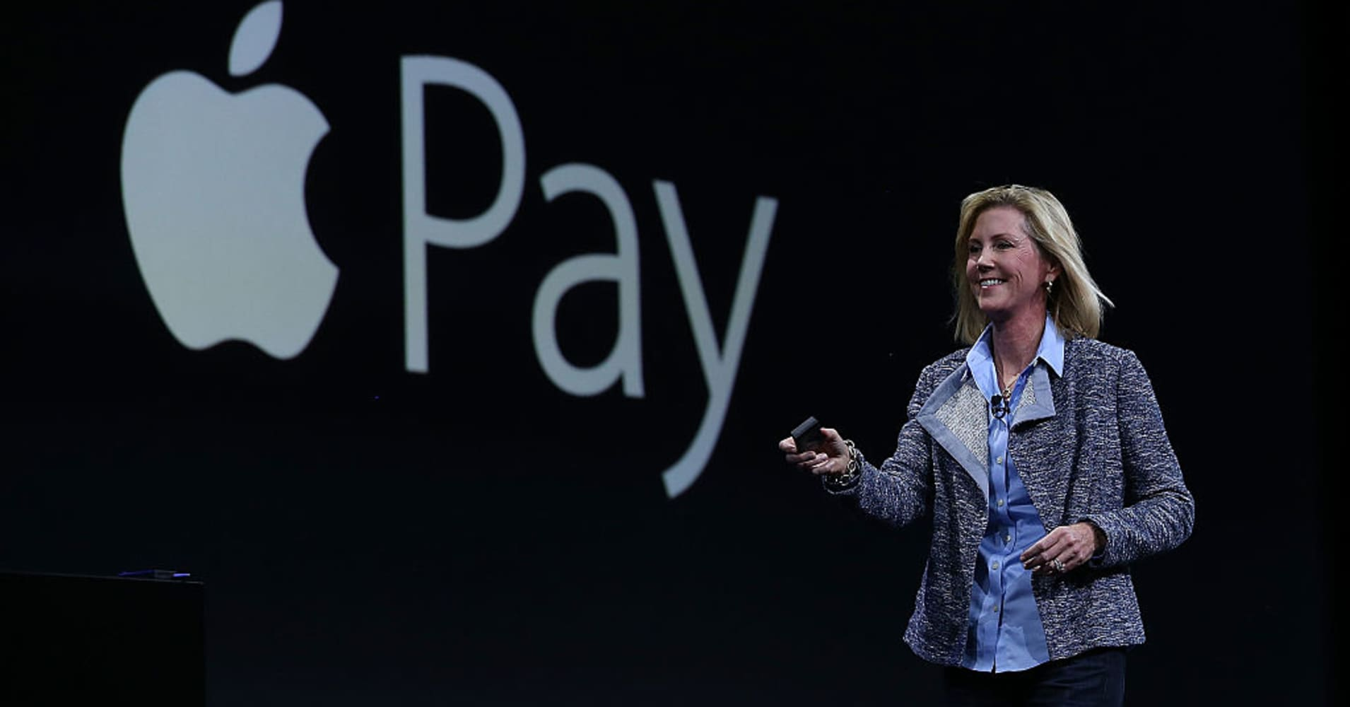 Apple is still thinking about replacing 'everything in your wallet', says Apple Pay boss Jennifer Bailey