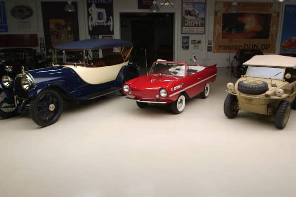 Which of these three cars made for water appreciates best?