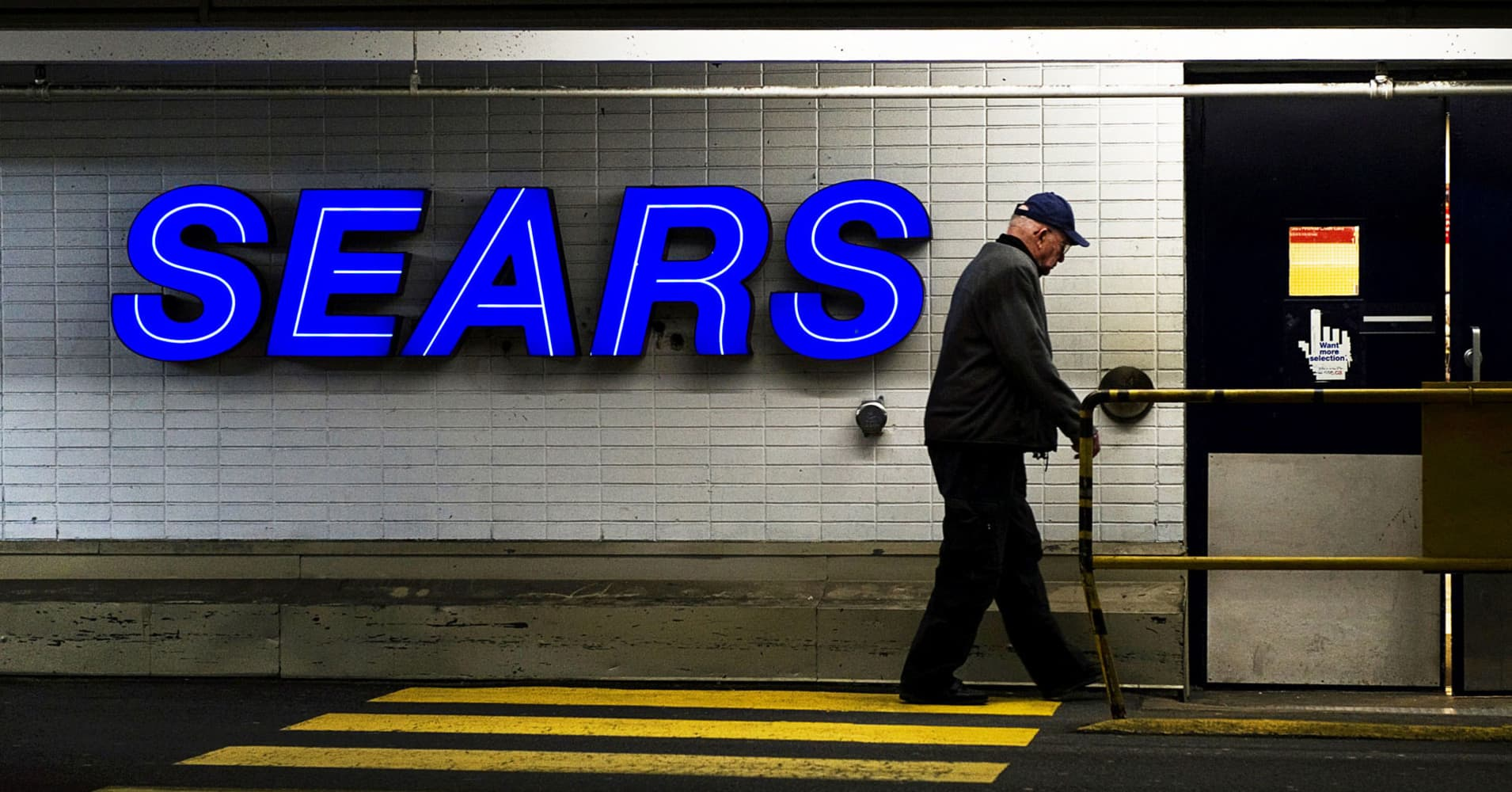 Sears drops a bombshell on investors, then tells them nothing's changed