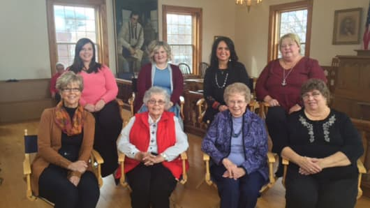 The Beardstown Ladies investor club, which launched in 1983, is still active today. They meet monthly and continue to invest $25 each to play the market.