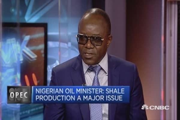 Saudi Arabia helped boost OPEC's credibility: Nigerian oil min