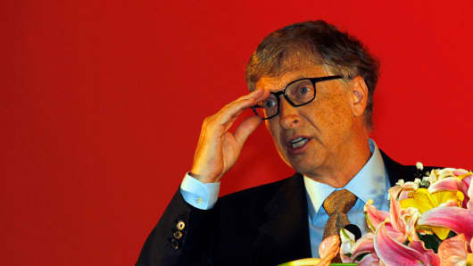 Bill Gates and top investors launch $1 billion clean energy fund
