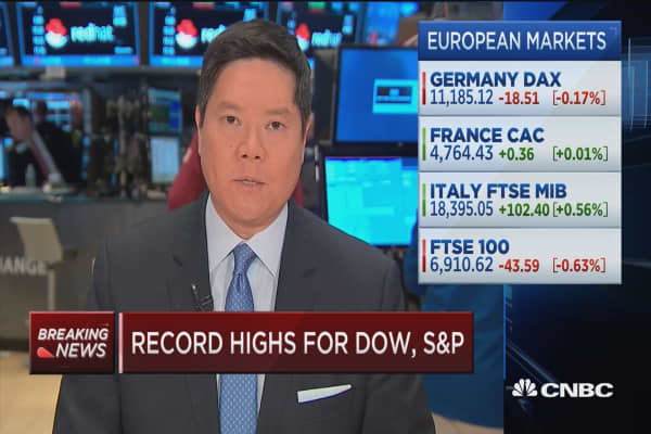 Chu: Another day, another Dow record