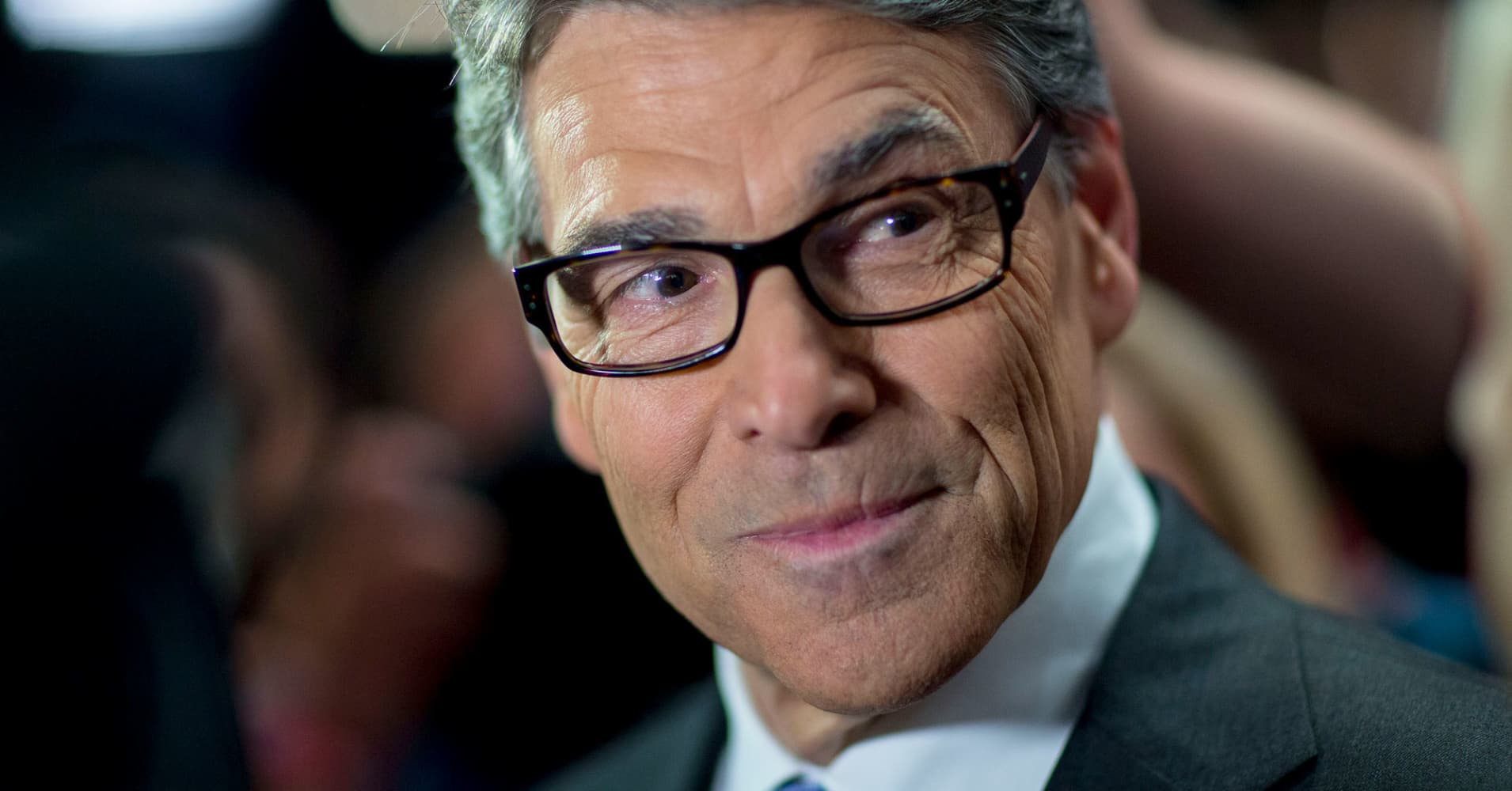 I regret recommending Department of Energy be eliminated, Energy Sec nominee Rick Perry says