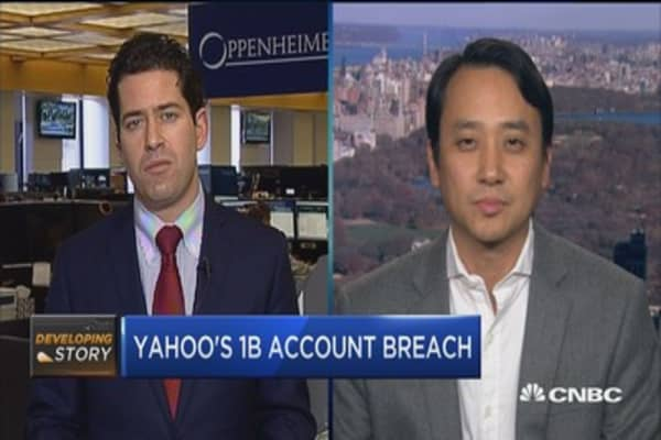 Analyst: At the end of the day Verizon wants Yahoo