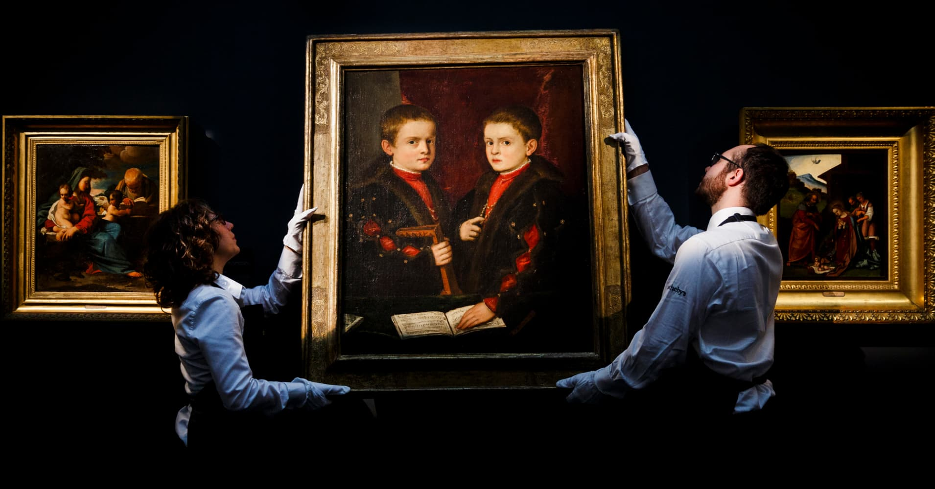 Shares Of Auction House Sotheby S Soar On Earnings Beat