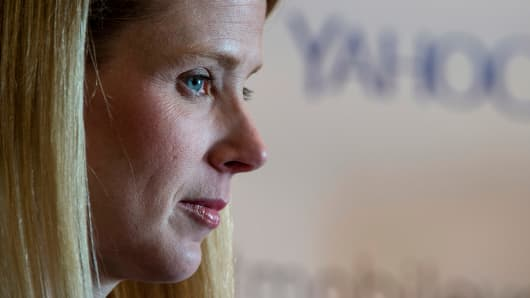 Yahoo's Marissa Mayer Loses Bonus For Handling Of 'Security Incident'