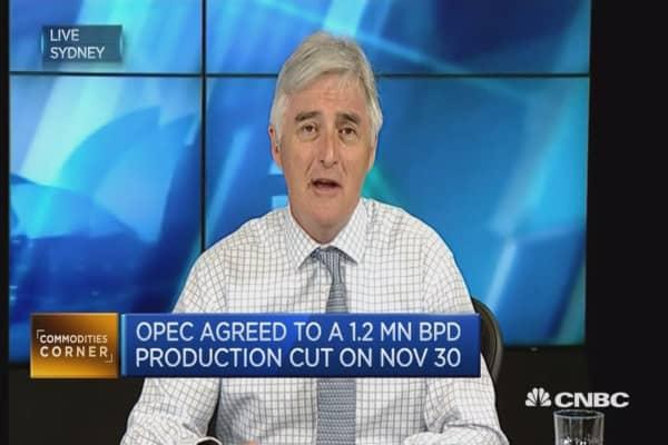 Oil won't get much above $50: Expert