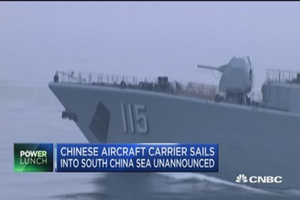 China's new moves in the South China Sea