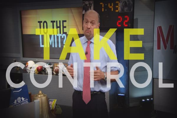 Cramer Remix: Here's how to take control  of your retirement