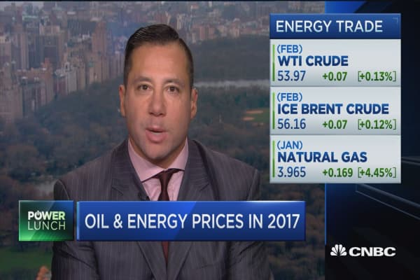 Will oil continue gains next year?