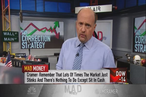 Cramer: The perfect hedge for when market hits dangerous highs