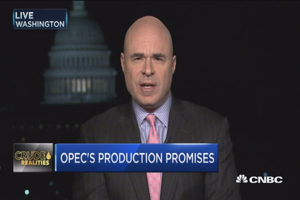 'It's inevitable': OPEC will cheat on output cuts, says analyst