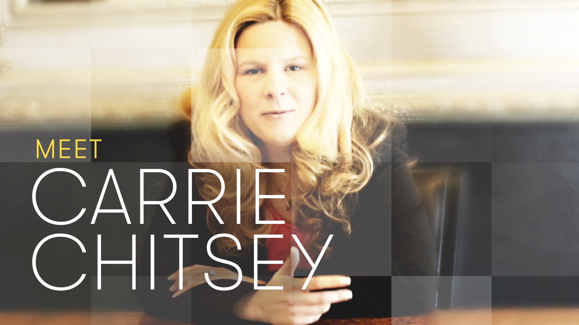 The Partner contestant Carrie Chitsey