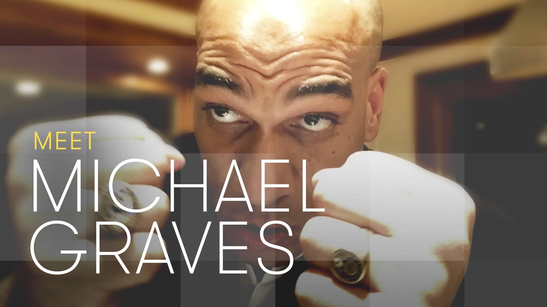 The Partner contestant Michael Graves
