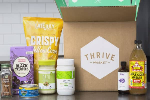 Organic delivered