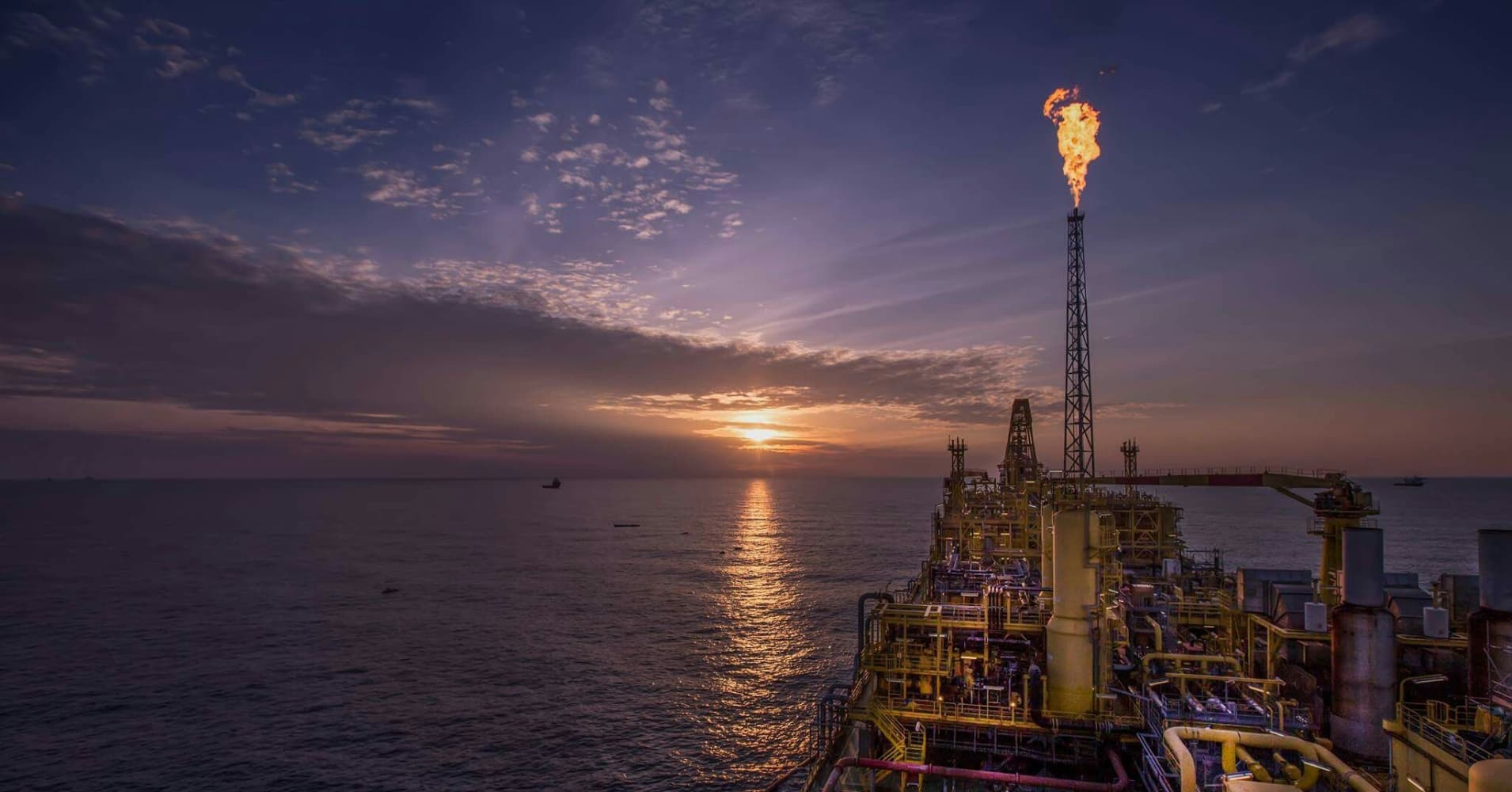 Lack of investment heightens danger of an oil price shock