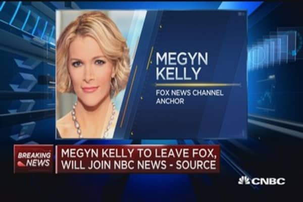 Megyn Kelly to leave Fox, will join NBC News: Source