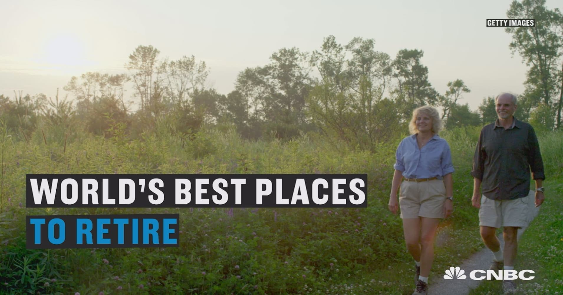 The world's best places to retire in 2017