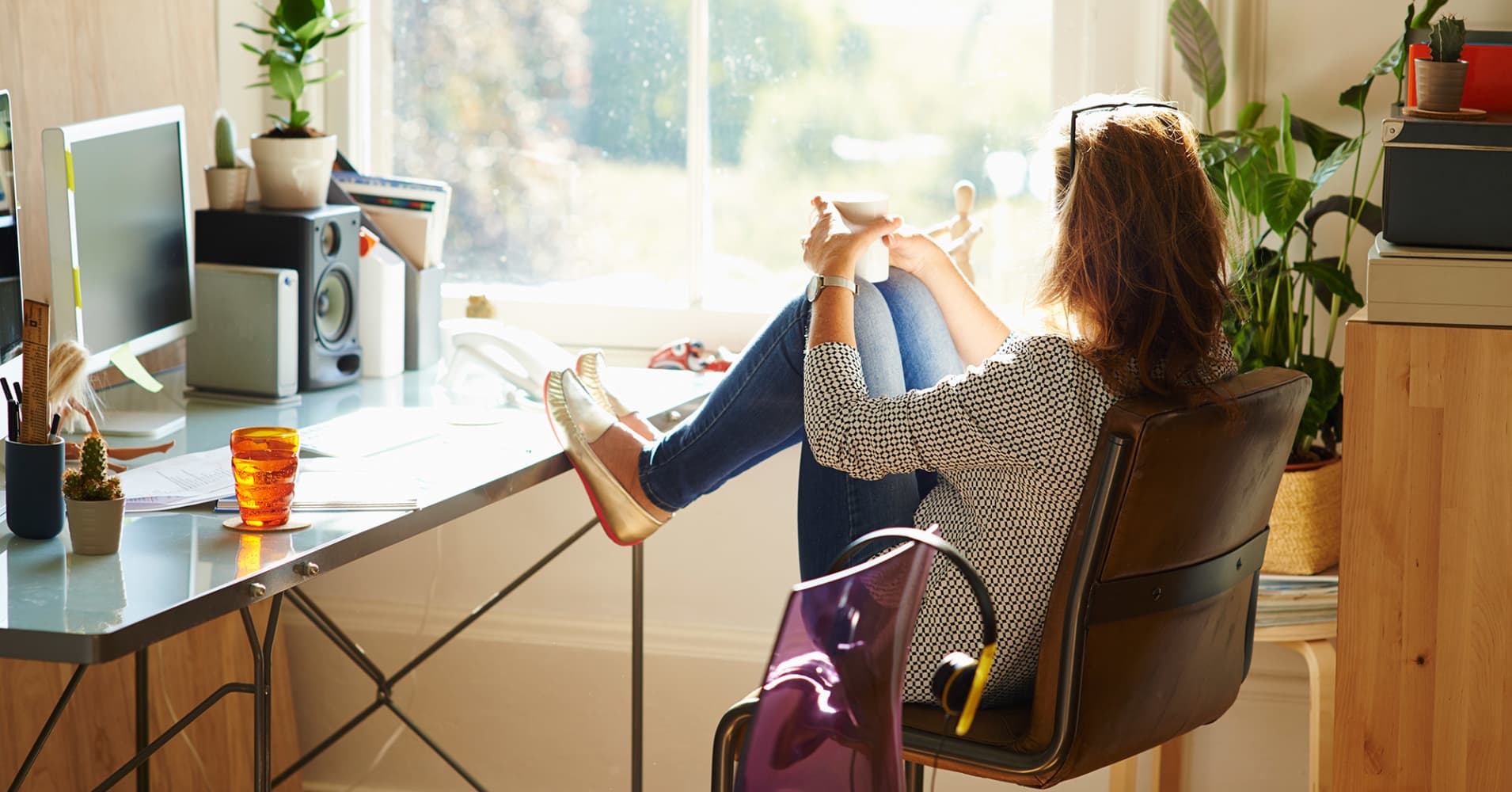 The new flex time: Why working remotely is becoming the next hot job trend