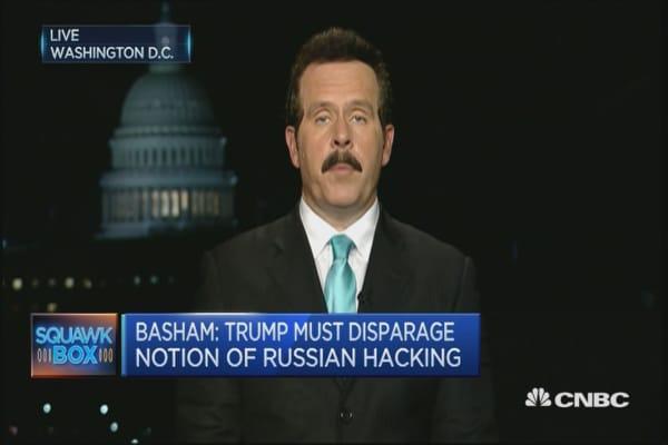 politics intelligence confirms parts trump russia report