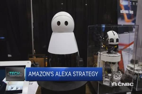 Why Amazon was a big winner at CES