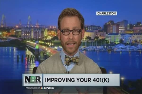 Improving your 401(k)