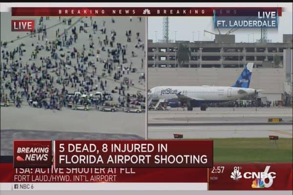 Ft. Lauderdale shooter identified, in custody