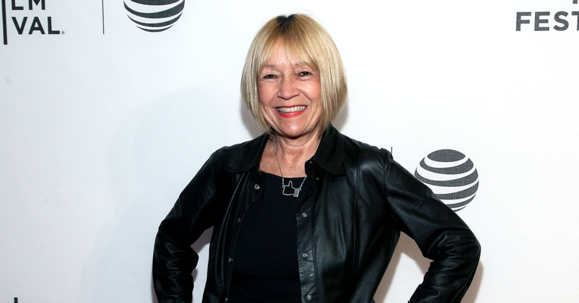 Cindy Gallop attends the Tribeca Talks Daring Women Summit at Festival Hub on April 20, 2016 in New York City.