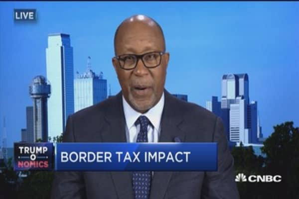 Border tax does not make economic sense: Former USTR