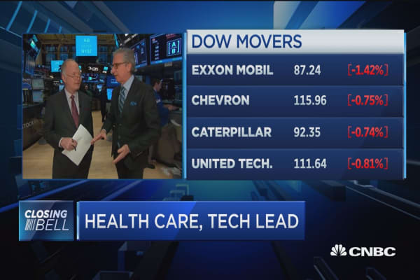 Pisani: I'm getting concerned about oil