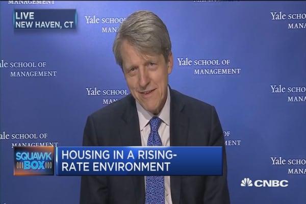 Trump exciting 'animal spirits' in housing: Robert Shiller